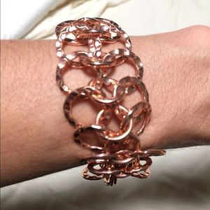Jewelry - Rose gold colored bracelet
